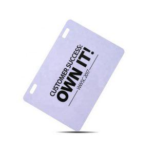 Custom Printed NTAG213 Plastic PVC Smart Business RFID NFC Card
