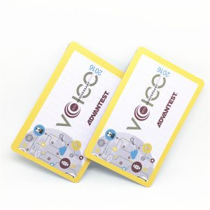 Custom Printed NTAG213 Plastic PVC Smart Business RFID NFC Card
