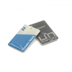 Custom Factory Price RFID EM4200 ID entrance smart epoxy tag