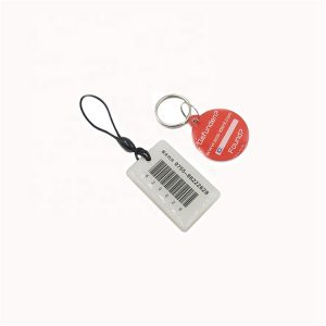 125kHz EM4450 Chip RFID Epoxy Tag for Hotel Door Access Control