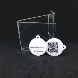 Customized design printed Mifare classic 1k nfc S50 chip epoxy key tag