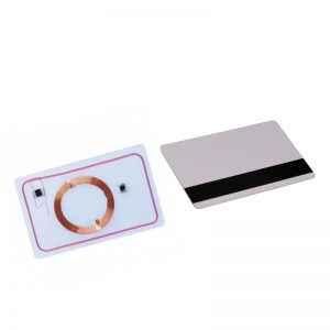 Both Chip NFC Fudan F08 1k M1+Tk4100 Dual Frequency Smart Card For Access Control and POS System