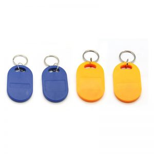 Rewritable NFC Keyfob With Mifare Ultralight C Chip For Hotel