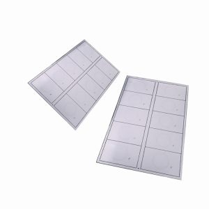 13.56Mhz High Quality MF Classic 1k EV1 RFID Inlay Prelam Inlay Sheet For Time Attendance