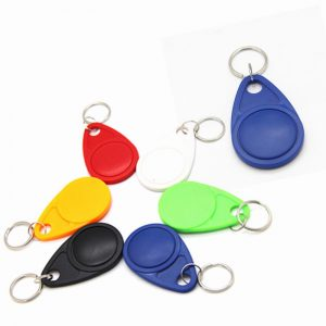 UID Programmable NFC keyfob, RFID Keychain With Ntag 213 Chip