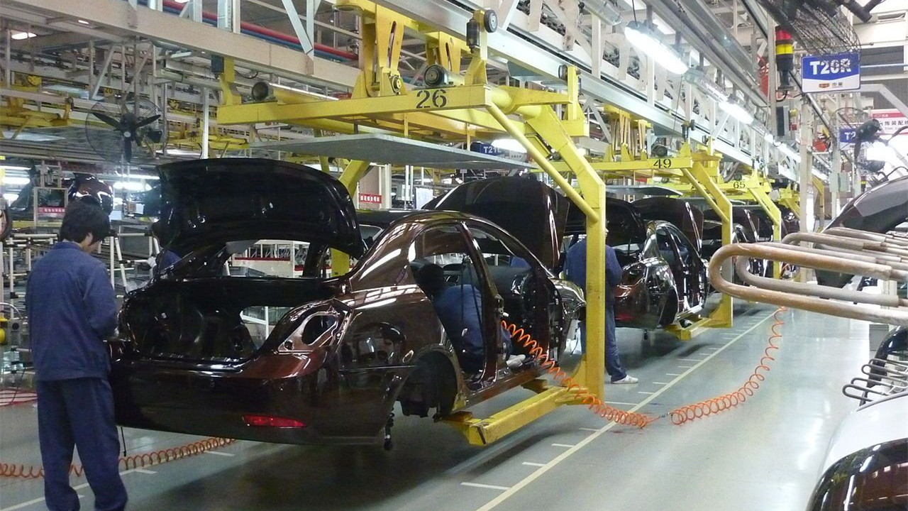 RFID technology helps auto assembly line