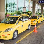 RFID Smart Taxi Management Application