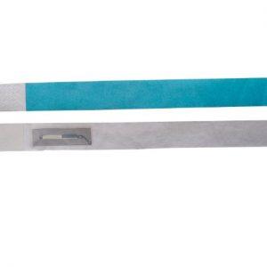 504bytes NFC NTAG 215 Tyvek Bracelet Cashless wristband