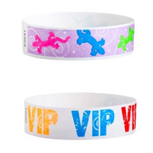 Festival Bracelet NTAG216 NFC 888 bytes Waterproof Wristband for Events Ticket