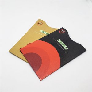 RFID Blocking Card Cover Anti Signal To Protect Credit Card