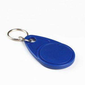 Waterproof FELICA-LITE-S Japan nfc chip rfid keyfob hotel keychain