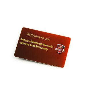NFC Smart Card, RFID Blocking Card Protect Your Personal Information