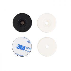 13.56MHz RFID Patrol Tag Desfire EV1/EV2 2k/4k/8k Humidity Resistance Waterproof RFID Coin Tag