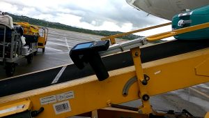 RFID technology makes airport transportation management more efficient