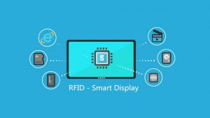 Smart Display Solution Finds a Match in RFID