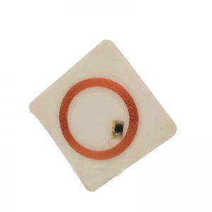 Dia25/30/35/40/45mm LF Label copper coil Sticker EM4200 RFID Tag for Entrance
