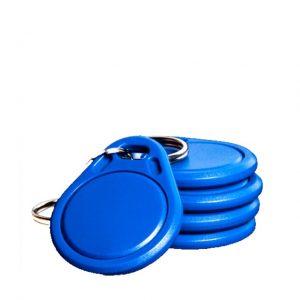 NTAG213/215/216 NFC keyfob access control keychain