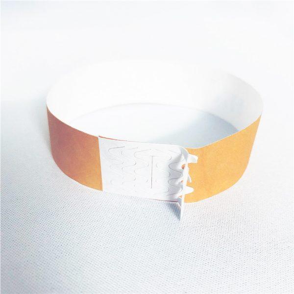 Tyvek wristband