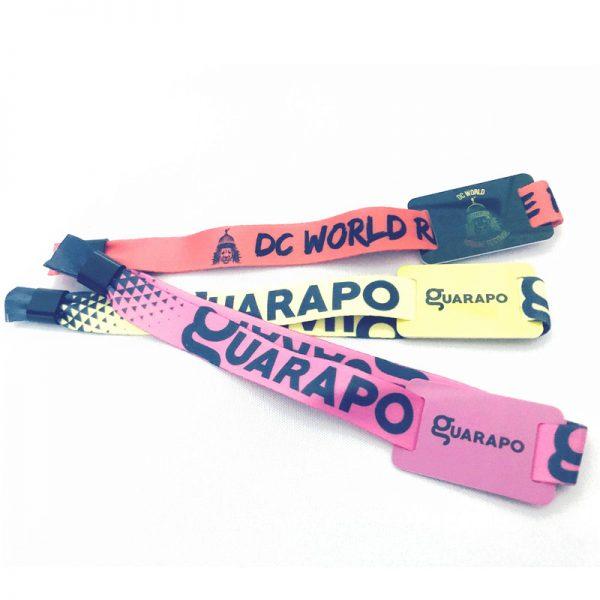 S70 RFID Woven Bracelet