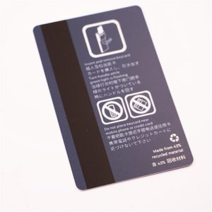 Hot Sale 125khz PVC LF EM4200 Writable RFID Smart Card