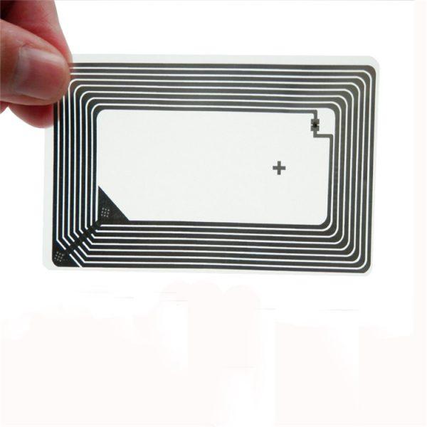 RFID blank tag