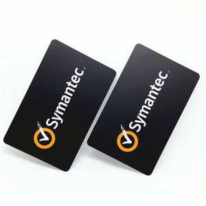 ISO181000-6C UHF RFID Passive Smart Card For Luggage Management