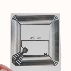 13.56MHZ Printable RFID Blank Label Tag For Phone Payment