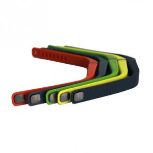 Ntag216 silicone wristband