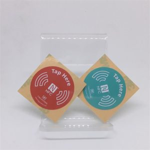 Printable RFID Label Tag With Fudan F08 Chip And Free Sample