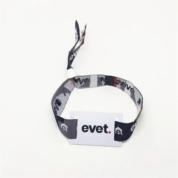 EM4200 woven wristband