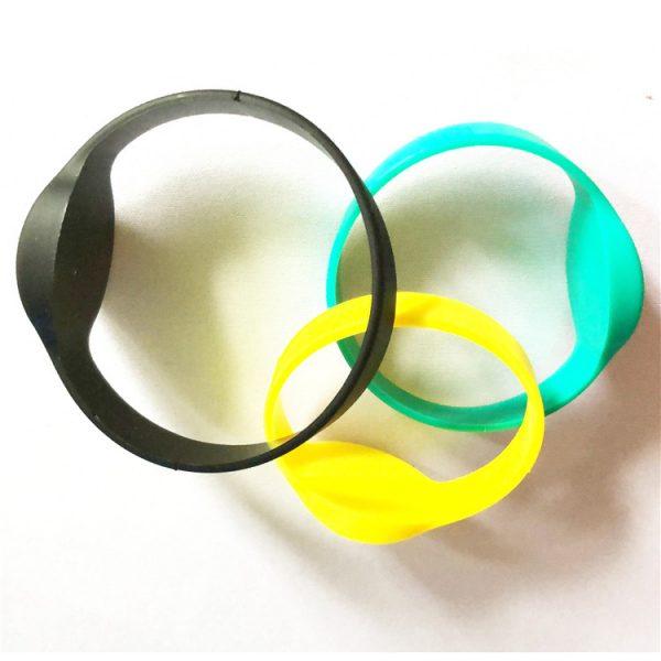 T5577 RFID Silicone Wristband