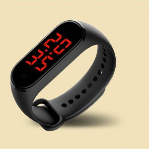 Hospital Body Temperature Test Wristband Smart Android Smart Watch Wristband