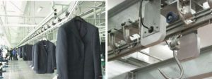 RFID garment