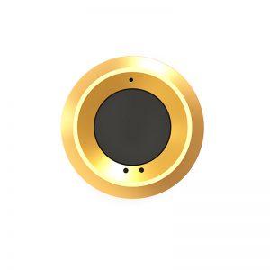 Portable Mini Fingerprint Lock Combination Password Security Lock Rechargeable Smart Drawer Lock
