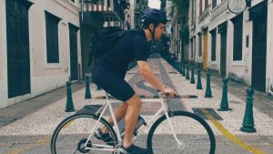 How does RFID IoT technology empower bicycles to become intelligent?