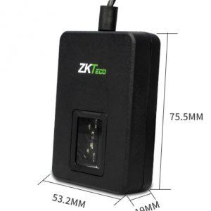ZK9500 Fingerprint Sensor Optical Biometric Fingerprint Reader USB Live 10R Linux Android Windows