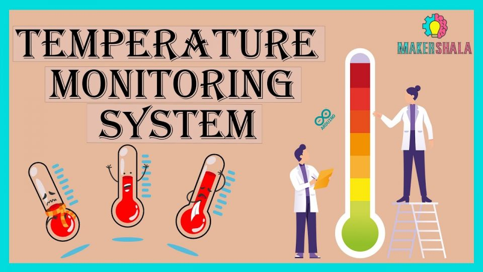 Real-time temperature monitoring system help the school easily prevent epidemic