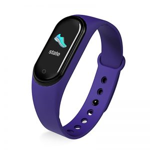 Waterproof Watch Fitness Wristband M5T Health Smart Bracelet Support Telephone Speaking Via Bluetooth