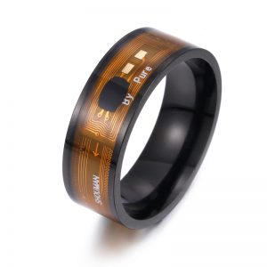 Amazon Hot Sale RFID Smart NFC Ring Used for Payment