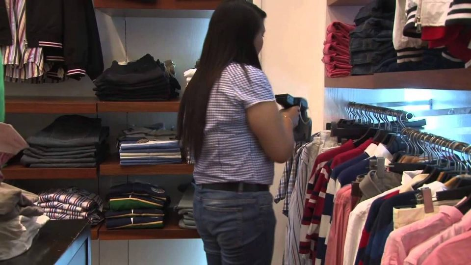 How RFID technology realizes information management of clothing storage