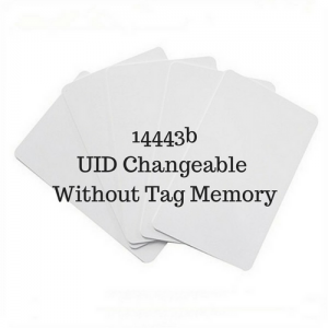 $20 Unit Price 14443B UID Changeable Without Tag Memory (Pack of 5 pcs)