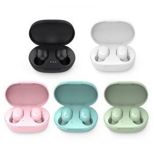 $ Macarons WirelessTWS Bluetooth Headset Mini Sport Headphone Earbuds Earphone