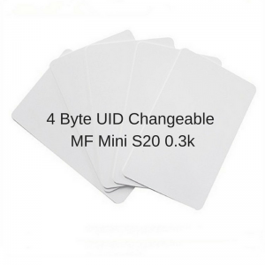 $25 Unit Price Gen2 UID Changeable MF Mini 0.3k S20 (Pack of 5 pcs)