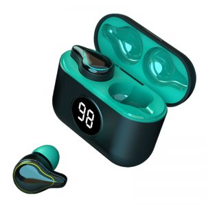 $ Mobile Phone Custom Handfree Headset Noise Cancelling Bluetooth TWS Earbuds Waterproof Wireless Headphones Earphones