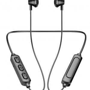 Metal ear cap Headset TWS Bluetooth Wireless Earphones Headphone