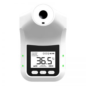 Digital Floor Stand/Wall-Mounted Fever Detection With Alarm K3pro Temperature Measure Instrument