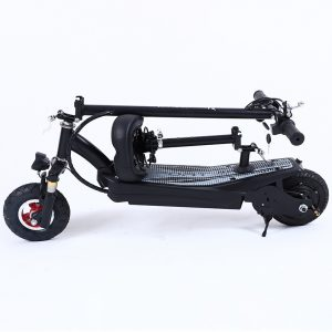 Wholesale High Speed 2 Wheels Foldable Folding Electric Scooter For Adult