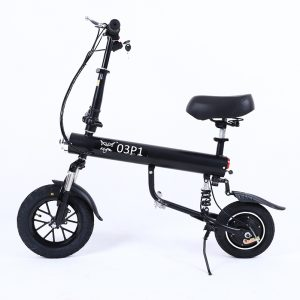 New Arrive Electric Scooter Europe Warehouse 12inch 350W Li Battery Electric Folding Scooter